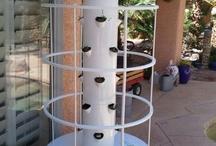 My tower garden / by Nancy Cordes