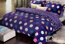 Suede Bedding Sets / by bedding inn