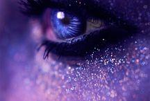 (・ω・)/ Rainbow Eyes (・ω・)/ / Eyes full of Color~ / by φ(・ω・♣)☆・゚:* Cherri φ(・ω・♣)☆・゚:*