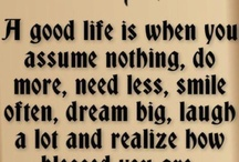 sayings to live by / by Judy Keim