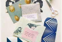 To Make: Envelopes / by Allison Wilcox