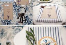 Grab-a-spot wedding seating plan  / by Chic Weddings
