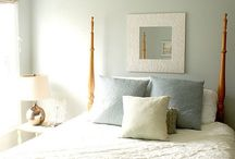 Master bedroom  / by Amy White-Tanabe