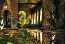 Beautiful and Abandoned / by Sherstin Schwartz