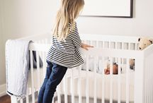 Sacramento Street x Serena & Lily Nursery Design / Join Caitlin of Sacramento Street as she gets ready for the arrival of her little one. Follow along as she shares her nursery design process from start to finish, and like your favorite pins to see them show up in her nursery! / by Serena &  Lily