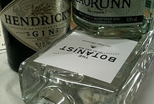 Stuff with a certain botanical twist / Gin. Gin. Gin. Started as a collection of those I tasted but ... You gotta love them all  / by Torben Ulrik Sørensen