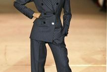 Androgynous Fashion / For the little bit of man in every woman... / by Del'Esa Lee, Style Maven