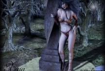 Hadas y brujas sexy / by Enrique Obrero