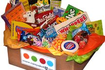 Care Packages & Gift Baskets Ideas / by Sandra Maccarone