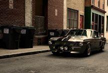 Dream Cars / by Gabe Uhrig
