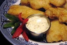 seafood recipes / by Arlene Coulter