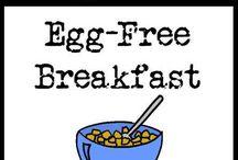Egg-Free Breakfast Recipes / paleo, gluten-free, and grain-free egg-free breakfast recipes / by Cavegirl Cuisine