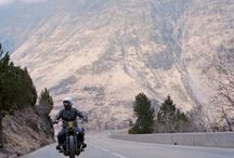 Motorcycle Diaries / by Sena Cengiz