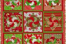 christmas sewing / by Nancy Wilkins