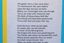 Class reunion / by Connie Greene