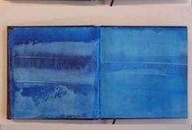 Y10 Rothko textiles / by Amanda Jagger