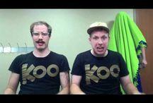 Camp Songs! / Learn em, Yell em, Scream em, repeat! / by Koo Koo Kanga Roo