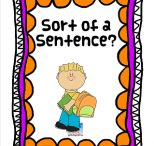 Sort of a Sentence / by Buysellteach