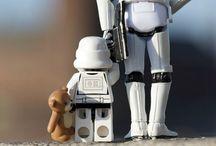 I <3 Star Wars / Si, amo Star Wars...¿ Algún problema? / by madame web