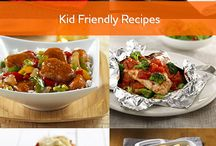 Kid-Friendly Recipes / Easy meals the kids will like on those hectic nights between dance lessons and soccer practice / by ReadySetEat