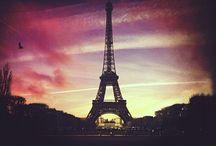 Rêve de voyage en France / Un jour a bientot, nous voyagerons a la France! / by Cara M.