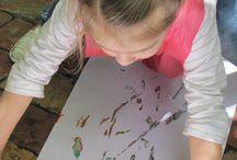 Preschool Art / by LaRayne Nielsen