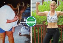 weight loss success stories / by LIVING the FITLIFE at FIFTY