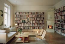 Home libraries / by Carla B