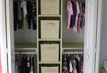 Organizing / by Antonia Gray Woods