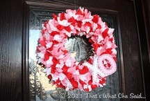 Wreaths by Friends / by Laura Burgess