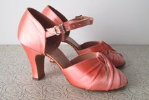 Shoes / by ScarletFury and RageVogueVintage