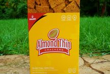 Almond Thin Crackers / by Julian Bakery