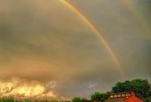 Rainbows - covenant skies / by Akua Kumah
