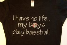 Sports mom / Being a sports mom, soccer mom, lacrosse mom, baseball mom or other ... / by Rachel Anevski