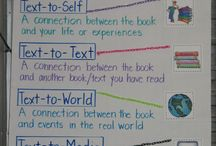 Anchor Charts / by Heather Moore