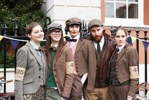 London Tweed Run  / by A Hume Country Clothing