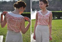 Wear: Spring/Summer / by Ms. Cleaver Creations