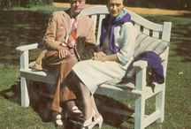 HRH The Duke and Duchess of Windsor / by Maximumrider Groves