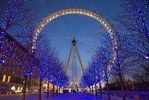 LONDON / by Sandra Grimes