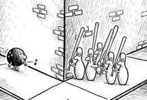 Bowling Humor / by BowlingShirt.com