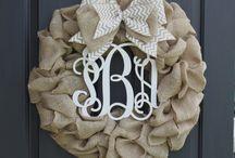 Wreaths  / by Deanne Lee