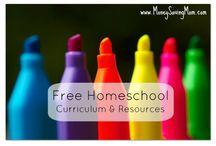 Homeschool Happenings / by Staci Salazar {7onaShoestring.com}
