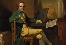 18th century Gentlemen / by Jenny D'Onofrio