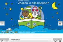 Sinterklaas verhalen / by Leesmevoor.nl