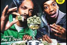 Marijuana Magazines / Marijuana And Cannabis Magazines / by Ganja Girls