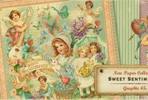 Sweet Sentiments / by Graphic 45®
