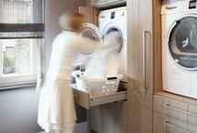 Laundry Rooms / by Tishina Mindemann