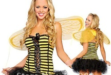 Bees & Bugs Costumes / by Eva Spring