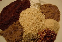Spices & seasonings / by Angela smith