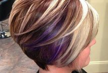 Hair/Make up / by Juli DeVries